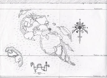 World Map by tharal2814