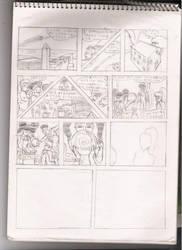 Tentando escrever uma historia by tharal2814