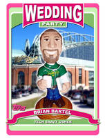 Brian Bobble by JayToTheWorld