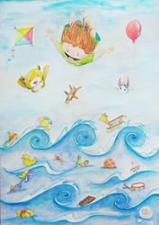 Verso un mare di sogni - To a sea of dreams by reamream