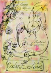 Codex Exoticus by reamream