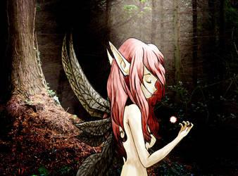 Im magischen Wald... by flederlaus