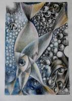 Fish eye by DanNeamu