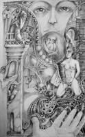 the chimera's dream by DanNeamu