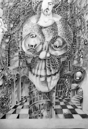 the dead Minerva by DanNeamu