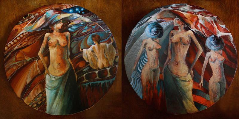 The Goddess Simulacrum by DanNeamu