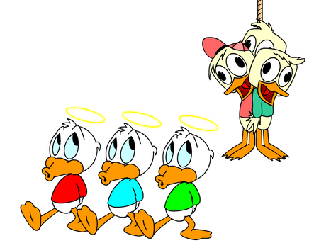 My Opinion Of Ducktales Re Smelly Boot By Gwktm On Deviantart