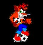 FC Bandicoot by GWKTM