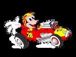 Roadster Racer Mickey by GWKTM