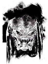 Predator warm-up by JHarren