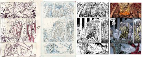 Abe pg 17 issue 2 walkthrough by JHarren
