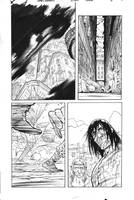 Conan issue 6 page 1 by JHarren