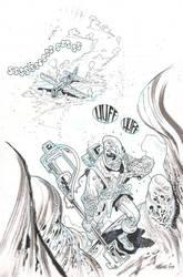 Kirby wreck by JHarren