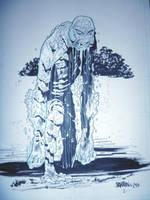 Creature of the black lagoon by JHarren