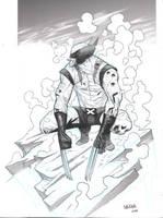 Wolverine commission by JHarren