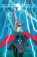 Thor cvr #3 by JHarren