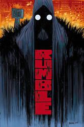 Rumble vol. 1 tpb by JHarren