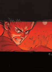 Tetsuo...color by JHarren