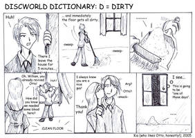 Discworld Dictionary D by kian