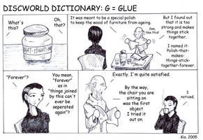 Discworld Dictionary G by kian