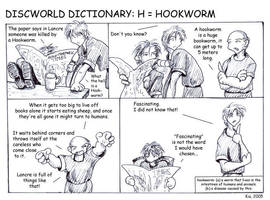 Discworld Dictionary H by kian