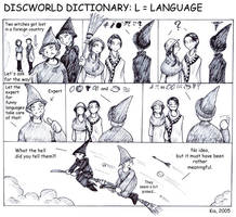 Discworld Dictionary L by kian