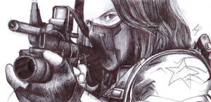 The Winter Soldier by LauriceY