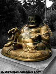 Buddha by Jibbers