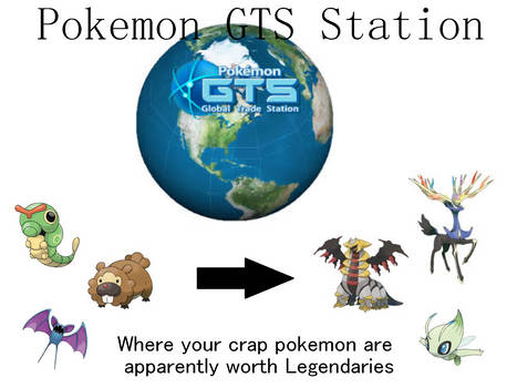 The Pokemon Gts Meme By Thestar78956 On Deviantart