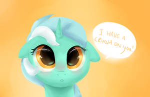 NATG17 Day 9: Lyra has a crush on all humans by PucksterV