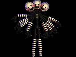 Mutant Puppet by DreemurrEdits87