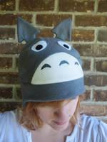 Ghibli: Totoro (Gray) by akiseo