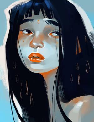 Teardrops by Vannelee