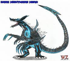 Dark Nightmare Hero by WoodZilla200