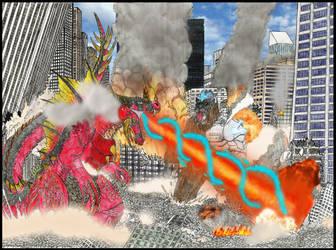 Tyros vs. Archangel by WoodZilla200