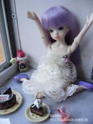 Yay, Cake by StellarTransmission