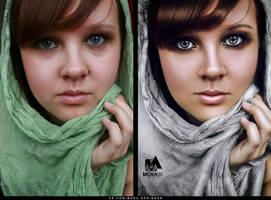 Innocent Beauty by Im-MoOokA