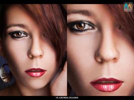 Beauty Retouch. by Im-MoOokA