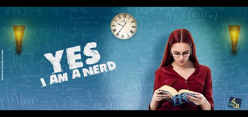 Yes i am a nerd by Im-MoOokA