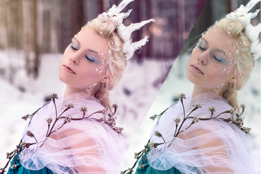 Ice Queen (retouch) by Im-MoOokA