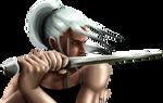 Warrioress by Niahawk