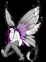 Fairy Tattoo by Niahawk
