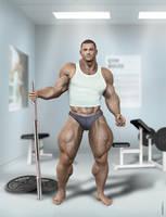 Workout Partner by lazlong
