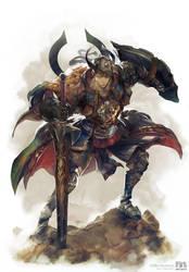 Siegfried by makushiro