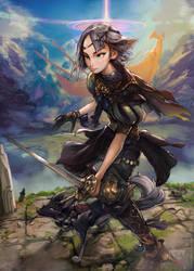 Freyja by makushiro