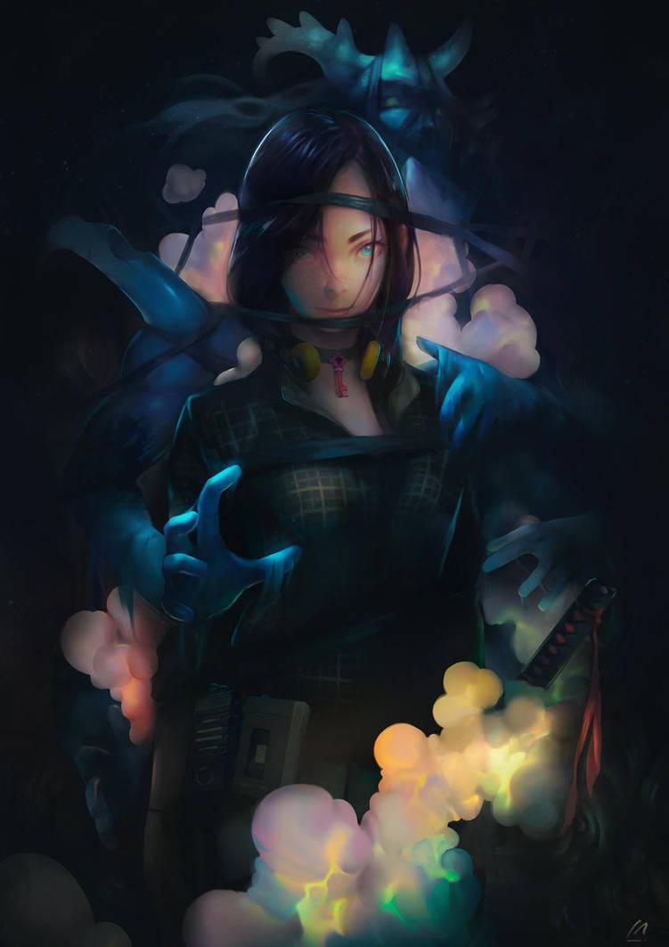 Silence by makushiro
