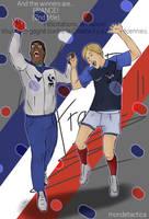 MSnSxWC18: France winning their second title by mondetactica