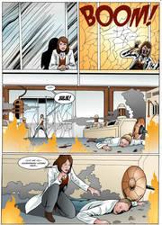 Lab Accident 2 by saiyajin76