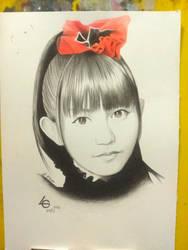 Suzuka Nakamoto - BABYMETAL by OKUKINZY