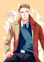 Daniel Alderidge by vezuchiy